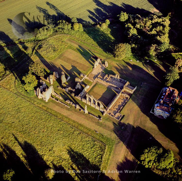 Bayham Old Abbey, Near Lamberhurst, Kent
