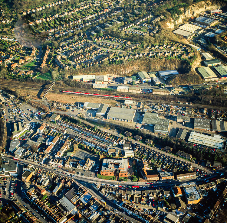 Coulsdon South Station, South London