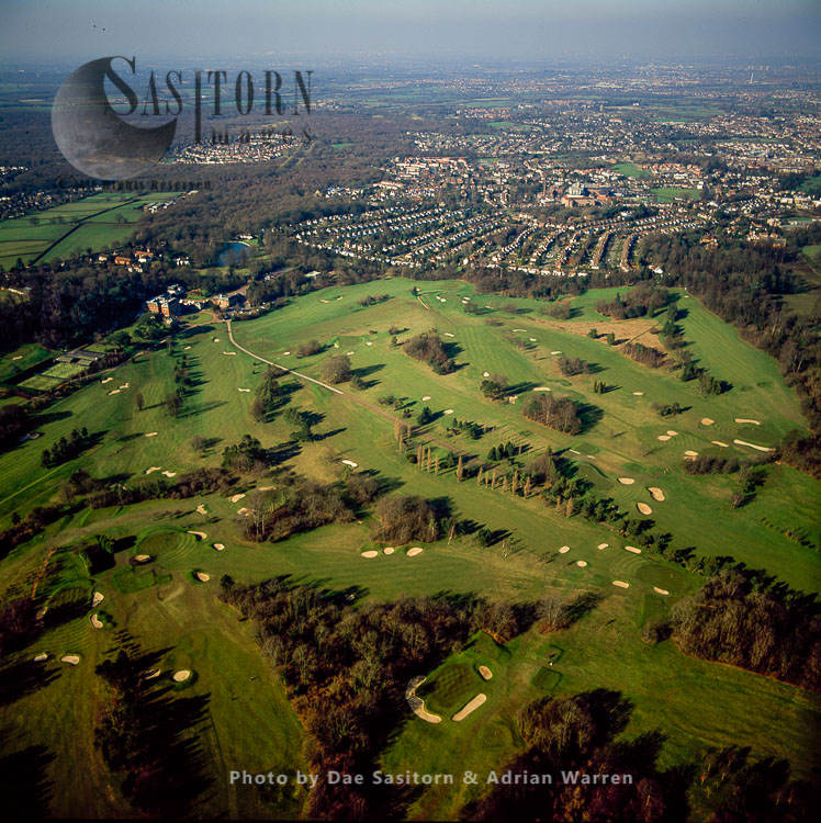 Woodcote Park Golf Course, Near London