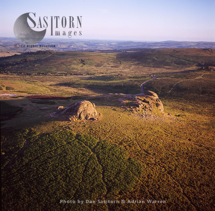 Haytor Rocks, Dartmoor Tor, Dartmoor, Devon
