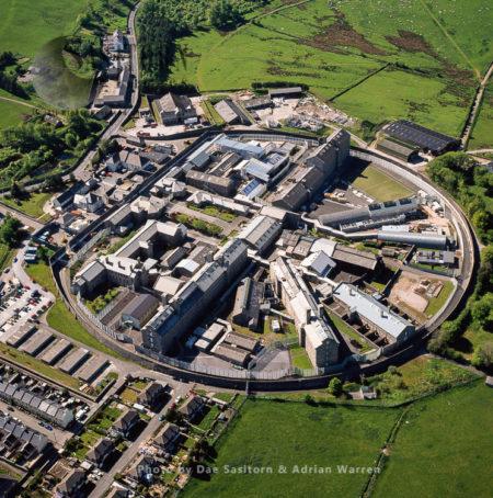 HM Prison Dartmoor, A Category C Men's Prison, Princetown,Dartmoor, Devon