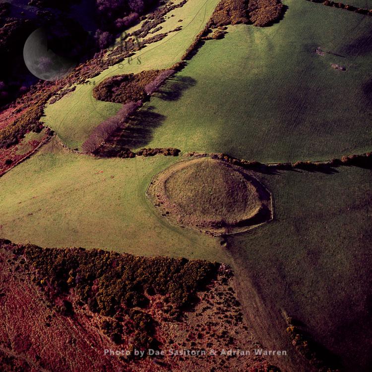Iron Age Hill Fort & Farm Settlement Of Furzebury Brake, Exmoor National Park, Somerset