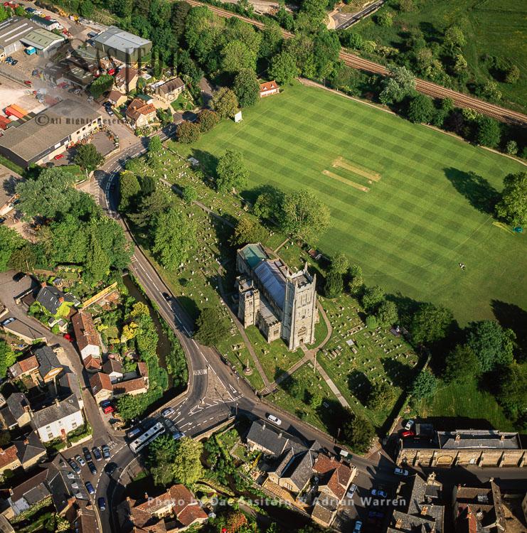 Bruton Abbey, Bruton, Somerset