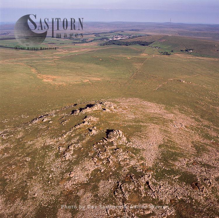 Great Mis Tor, North Of Princetown, Dartmoor, Devon