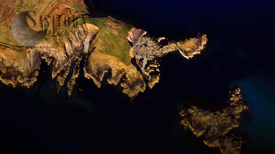 Coastline 1: England And Wales
