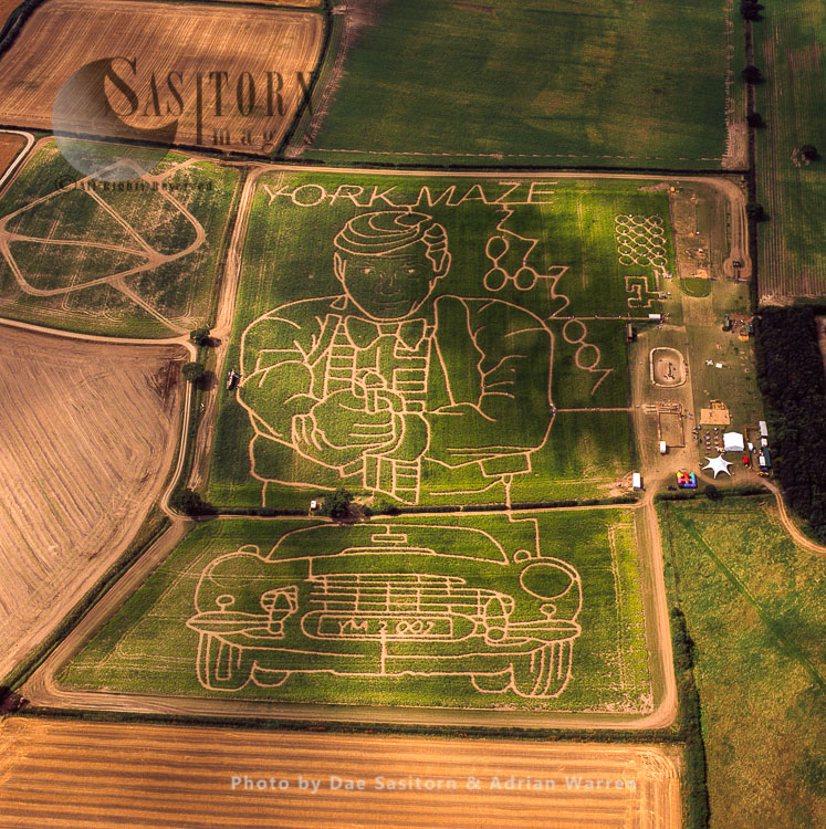 York Maze, North Yorkshire