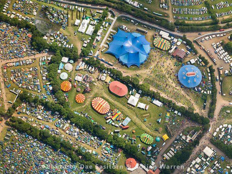 Glastonbury Festival 2010, Pilton, Near Glastonbury, England