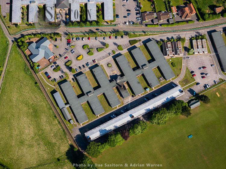Ministry Of Defence, Ensleigh, Bath,