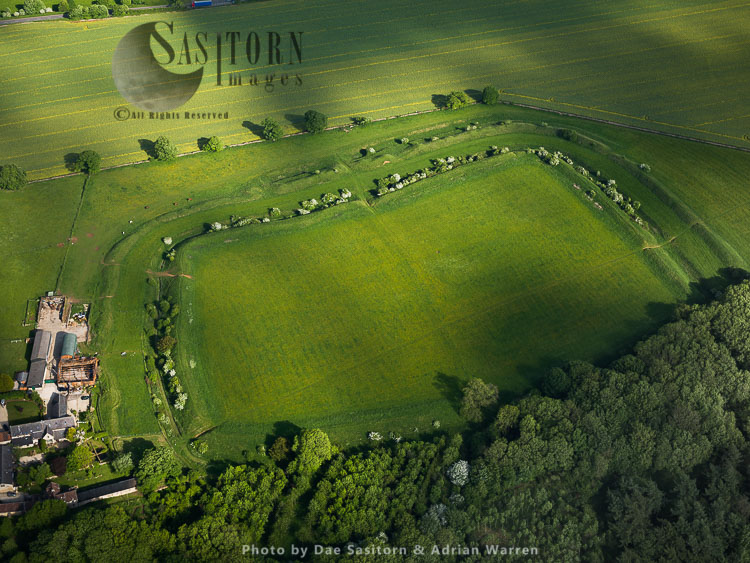 Old Sodbury hill fort