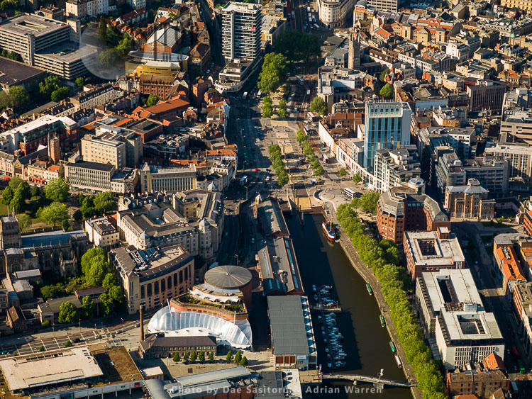 Watershed, Bristol City Centre, Bristol