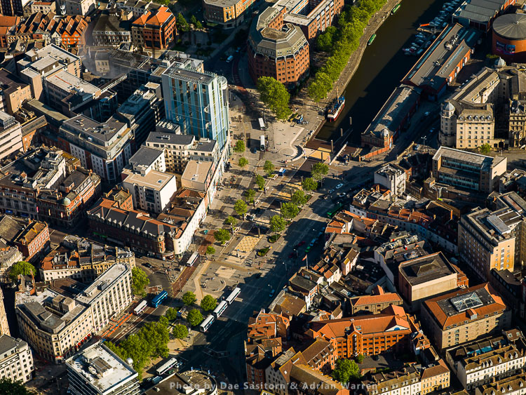 City Centre At Watershed, Bristol, Somerset