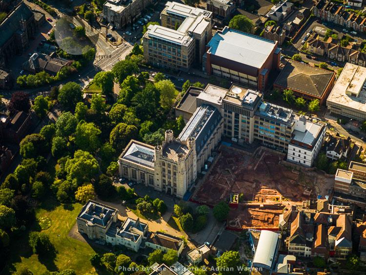 Physics Building, University of Bristol