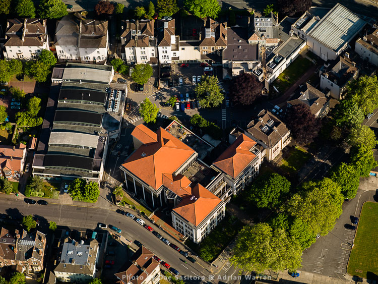 BBC Bristol, Whiteladies Road, Bristol, South West England