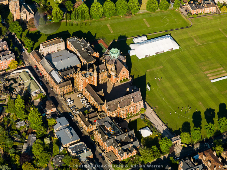 Clifton College, Bristol, South West England