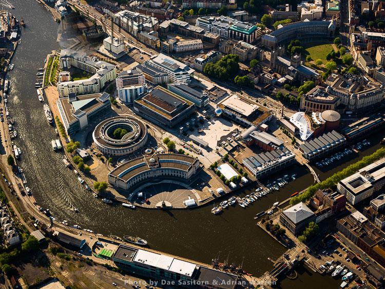 Bristol Harbourside, Bristol