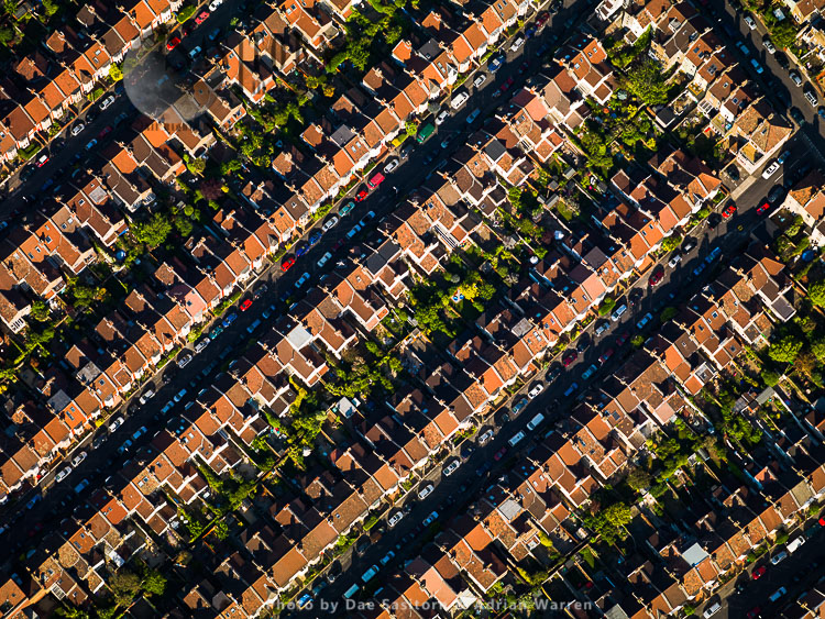 Housing In Southville, Near City Centre, Bristol, Somerset