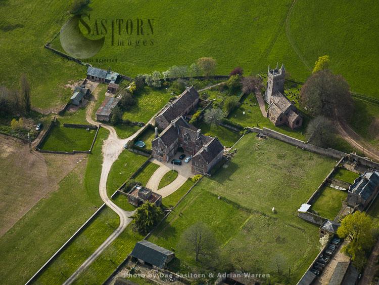 Quantock Cothelstone Manor, Somerset, England