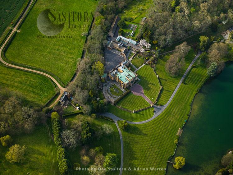 Manor Compton Pauncefoot, Yeovil, Somerset, England