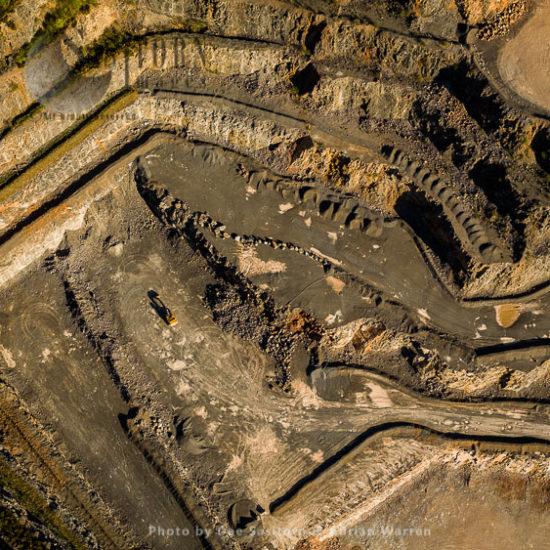Limestone Quarry, Cheddar, Somerset