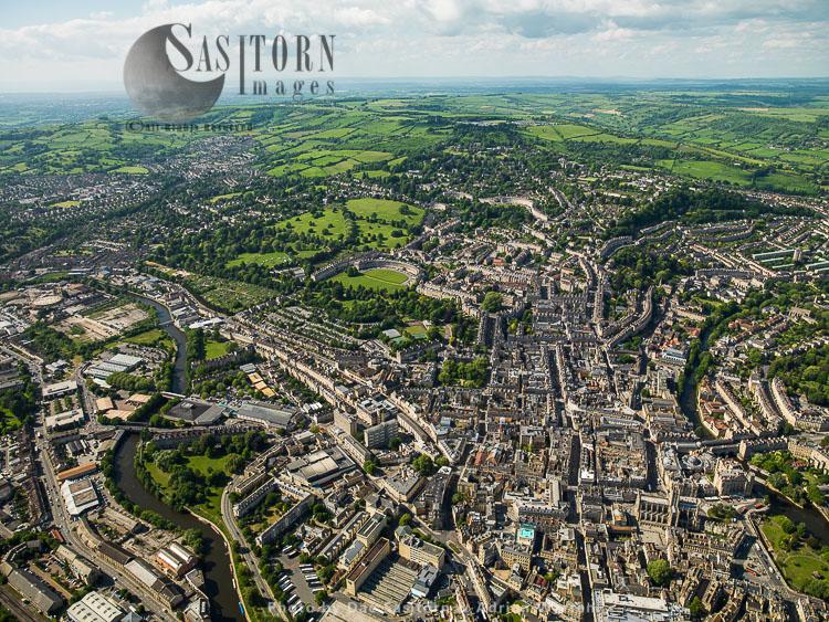 City Of Bath, Somerset, England