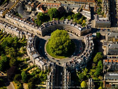The Circus, City Of Bath