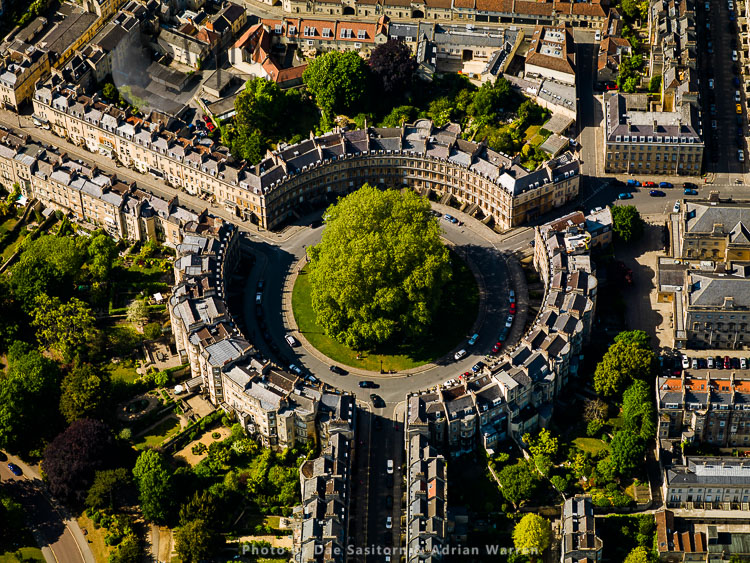 The Circus, City Of Bath
