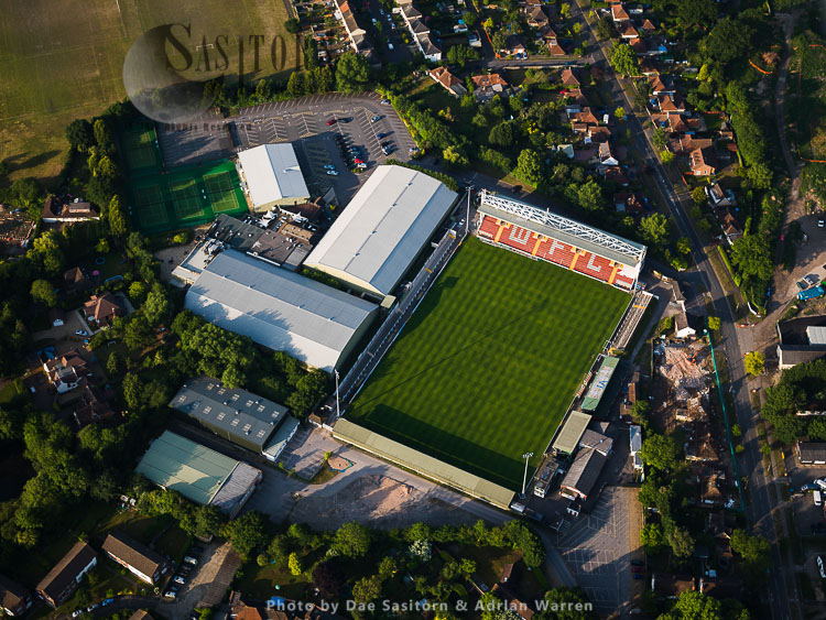 Woking Surrey Football Club