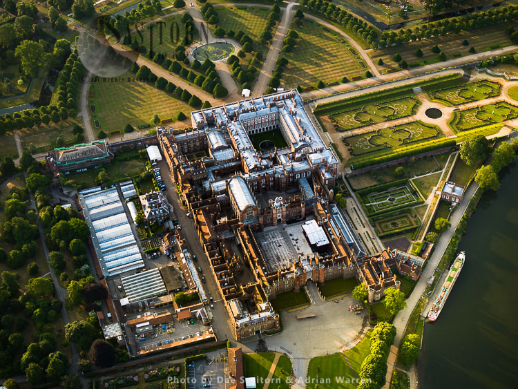 Hampton Court Palace, Richmond Upon Thames, Greater London