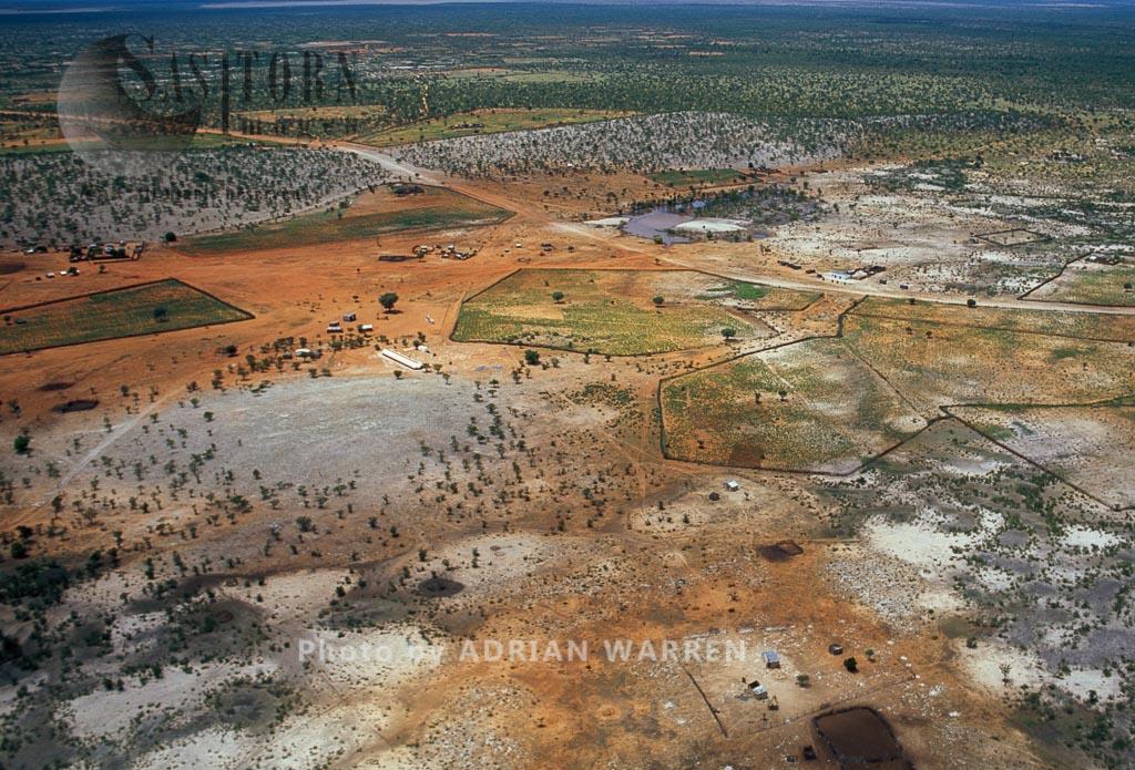 Himba Settlement, Near Opuwo, Namibia