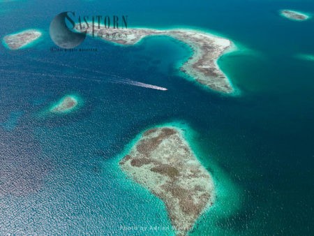 Botoqui, Small Islands On Los Roques Archipelago, Caribbean Sea, Venezuela