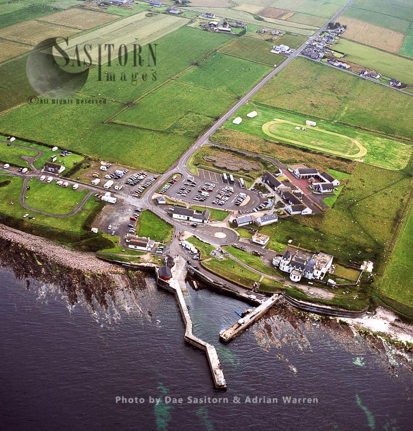 John O' Groats, A Village In The Highland Council Area Of Scotland, Scotland