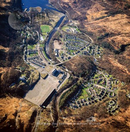 Kinlochleven, On The Eastern End Of Loch Leven, 7 Miles East Of Glencoe
