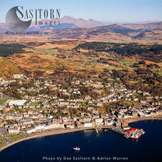 Oban, Argyll, Highlands, Scotland