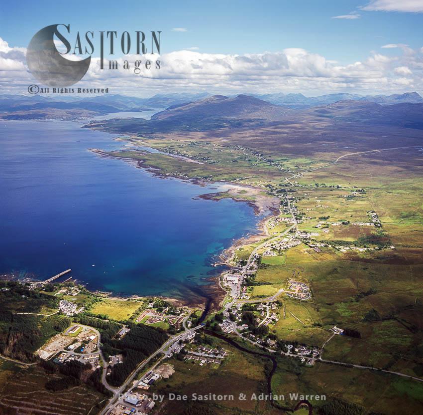 Broadford And Harrapool, Isle Of Skye, Scotland