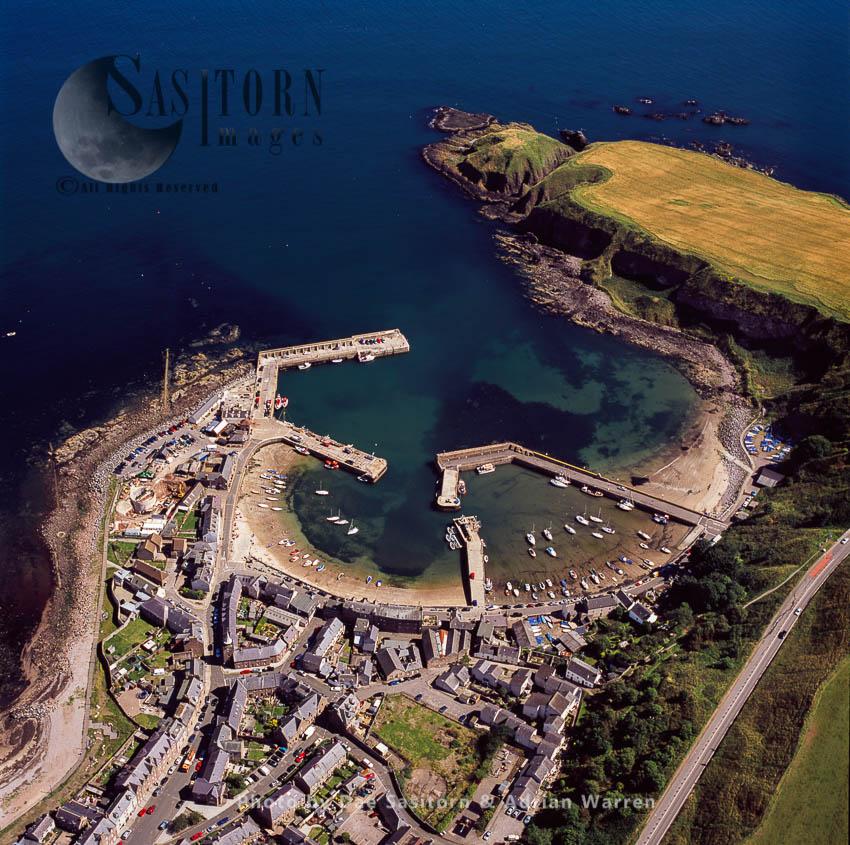 Stonehaven, Aberdeenshire, Lowlands, Scotland