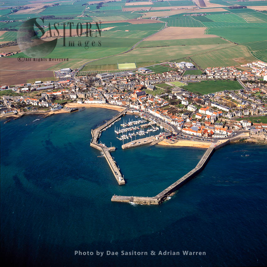Anstruther, North Coast, Firth Of Forth, Scotland