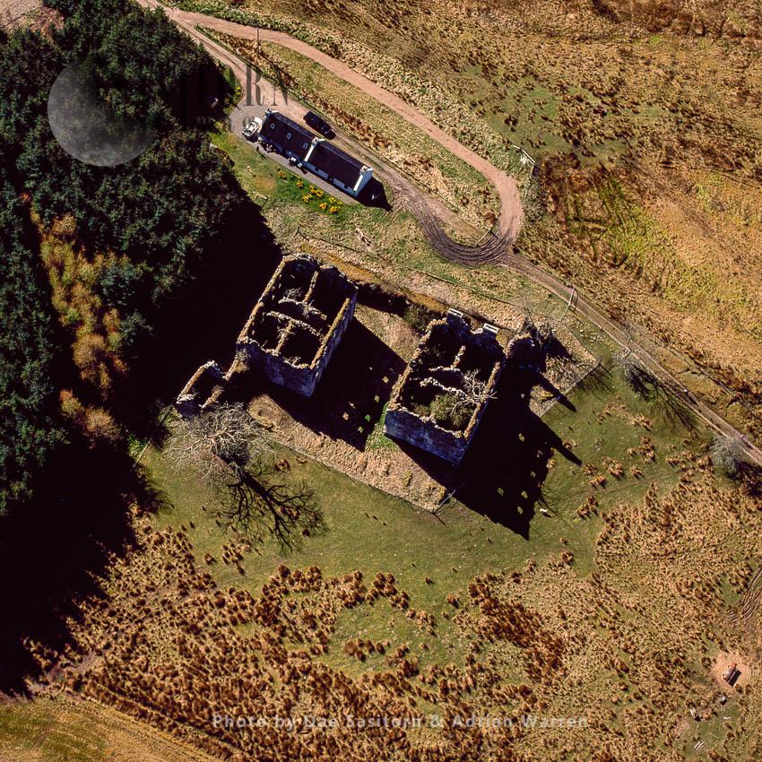Bernera Barracks Near Glenelg, West Highlands Of Scotland