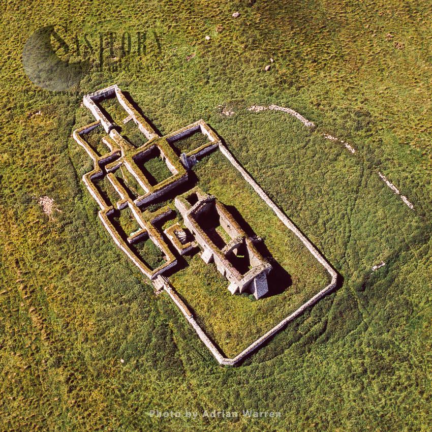 Eynhallow Church And Monastery Complex, Eynhallow, Orkney, Scotland
