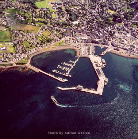 Kirkwall Marina, Kirkwall, Orkney Islands