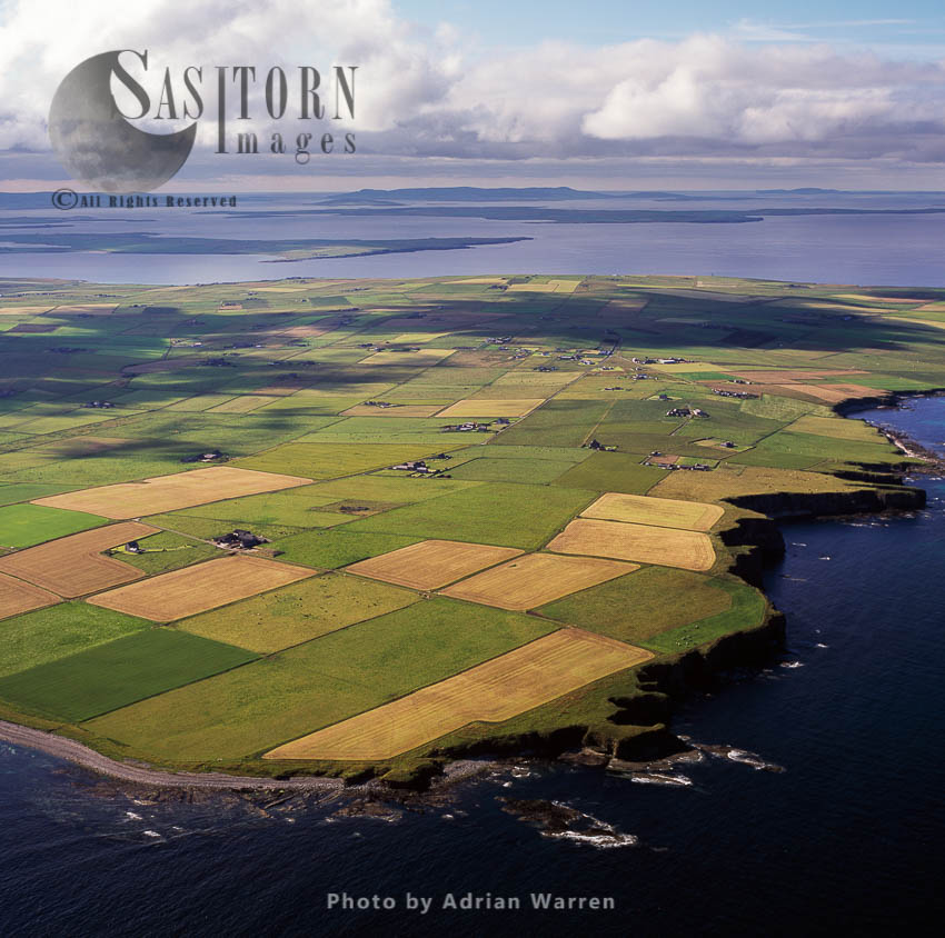 Point Of Ayre, Orkney Islands, Scotland