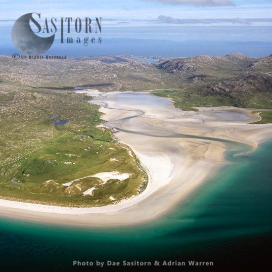 Corran Sheiloboist, South Harris, Outer Hebrides, West Coast Scotland