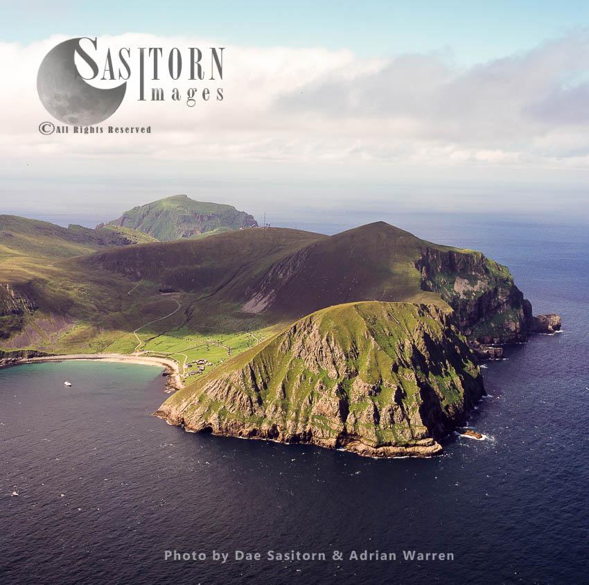 St Kilda, An Isolated Archipelago 64km. West-northwest Of North Uist, Outer Hebrides, West Coast Scotland