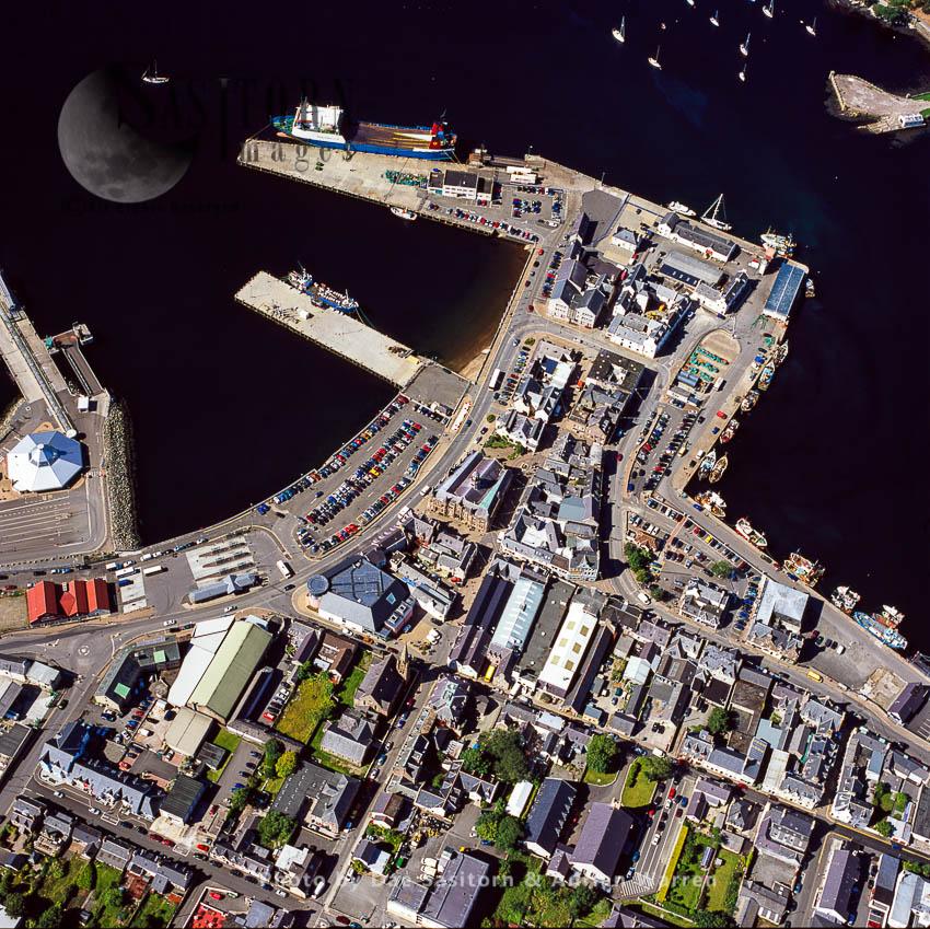 Stornoway, Isle Of Lewis, Outer Hebrides, West Coast Scotland