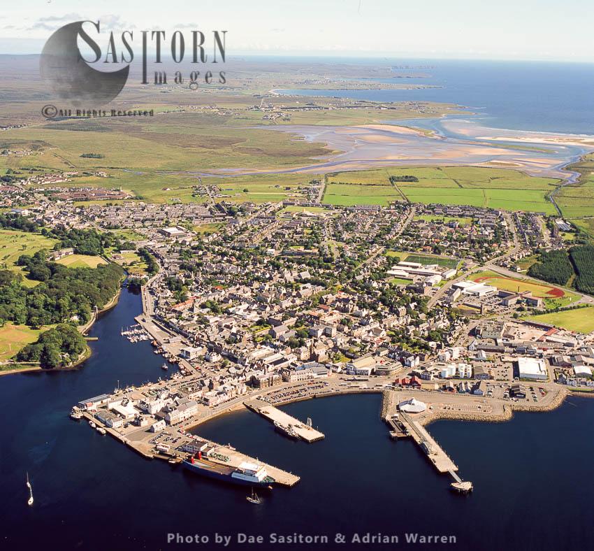 Stornoway, Isl of Lewis, Outer Hebrides, West Coast Scotland