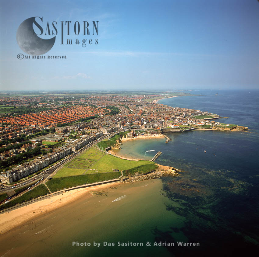 Cullercoats, Tyne And Wear, North East England