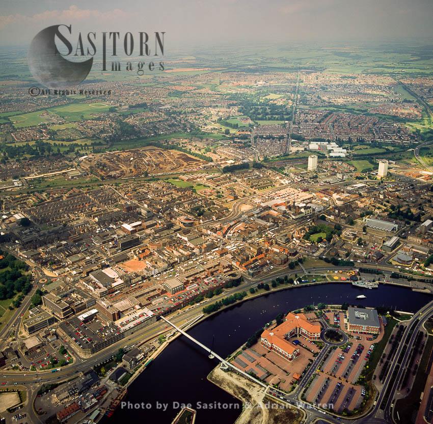 Stockton-on-Tees, County Durham, England