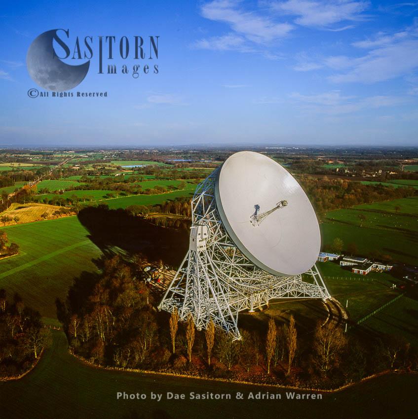 Jodrell Bank Observatory, Macclesfield, Cheshire
