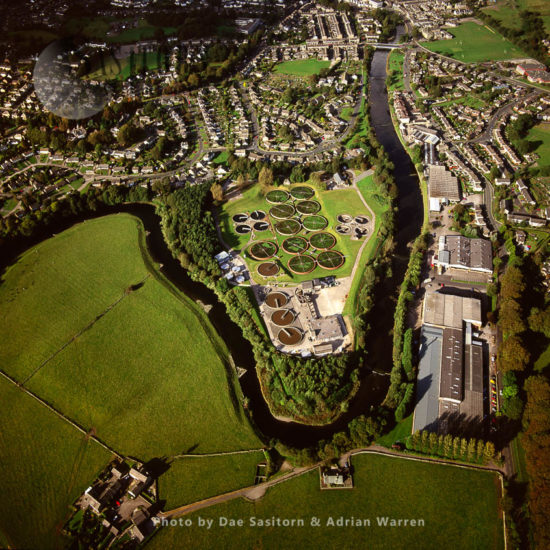 Kendal Wastewater Treatment Works, Kendal, Cumbria
