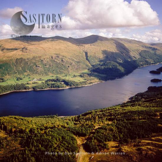 Thirlmere Reservoir, Lake District National Park, Cumbria