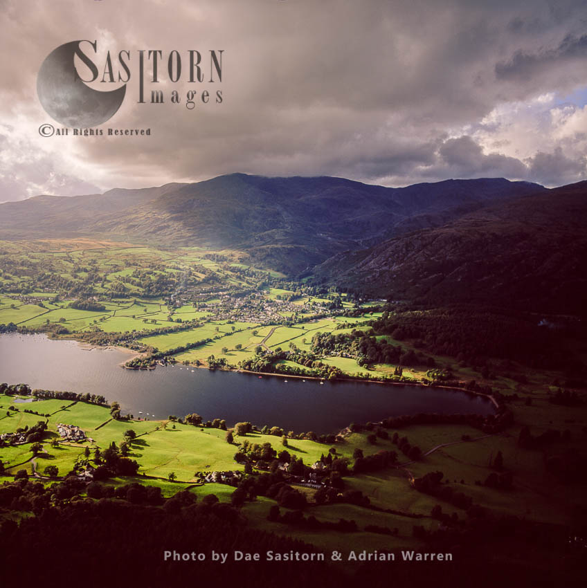 Coniston Water, Lake District National Park, Cumbria